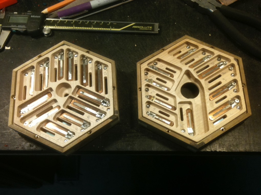 5 inch reed pans