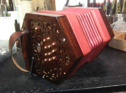 5 inch 23 button Concertina
