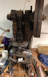 5 ton punch press